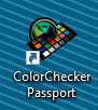 Colour checker software icon