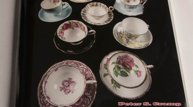 Photographing a teacup collection: The Cover Shot