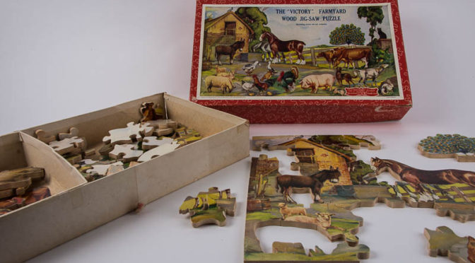"The ""Victory"" Farmland Puzzle"